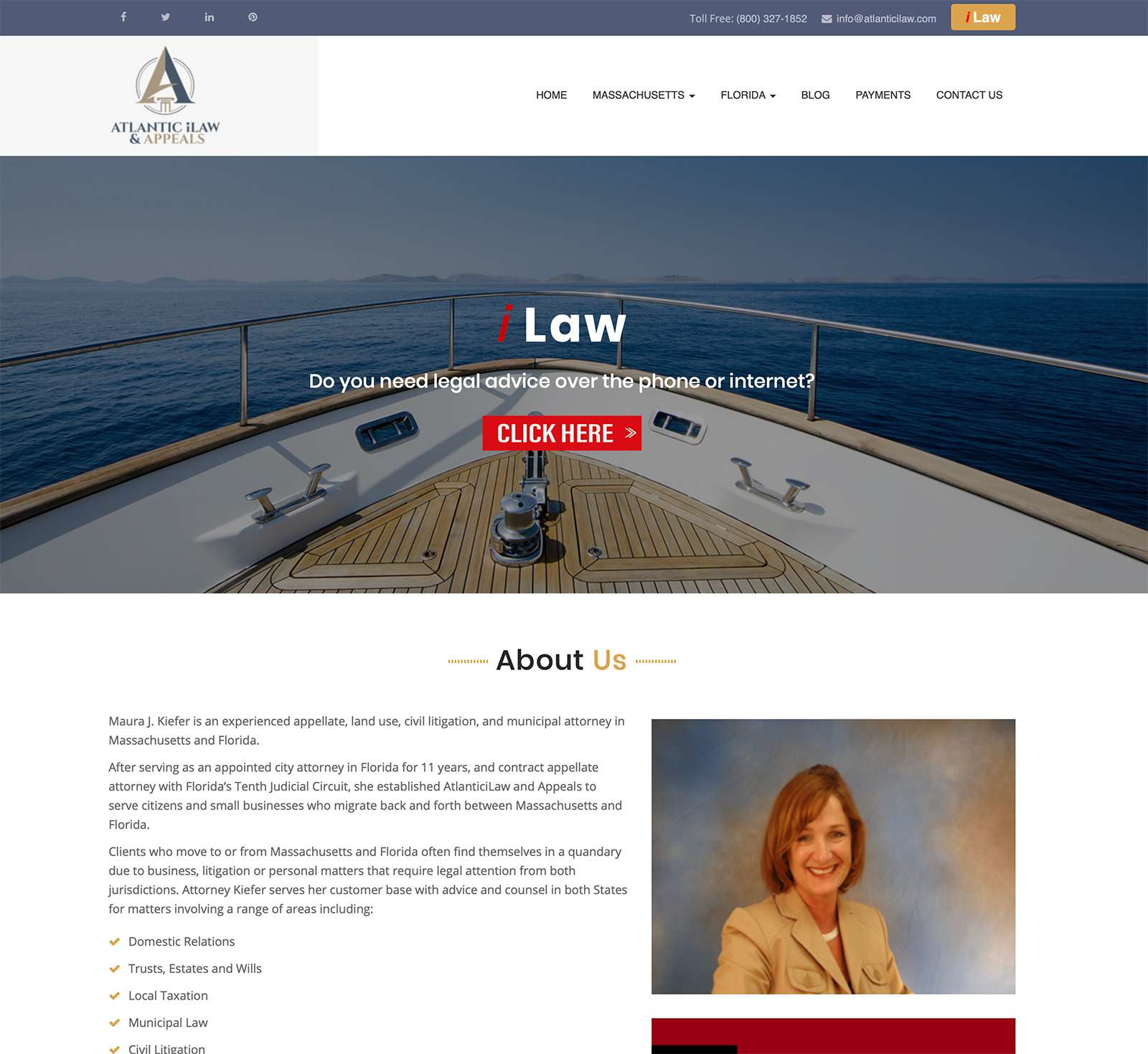 Atlantic iLaw